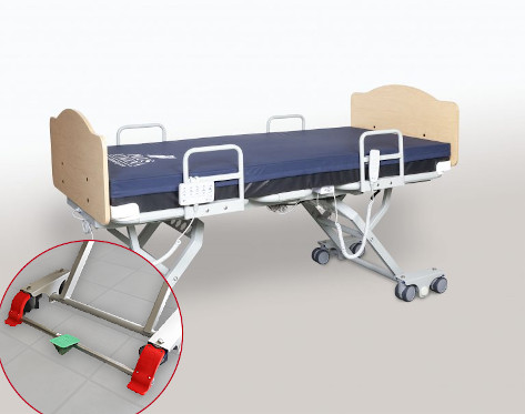 Athena Healthcare Products Inc. Socrates Bed