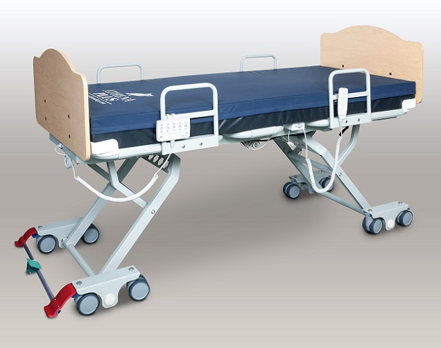socrates_bed with wheel lock-only-bed-logoChange