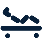 Articulated Bed Frame Icon